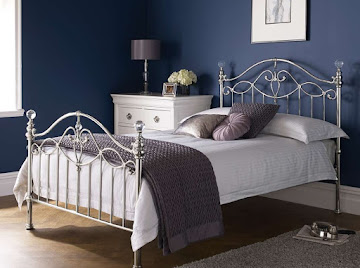 Decor Metal Bedsteads Bed For Comfort | Dover