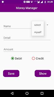 Money Manager-Money Calculator - náhled