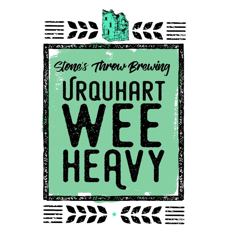 Logo of Stone's Throw Urquhart Wee Heavy