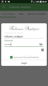 Unfollowers & Ghost Followers (Follower Insight) 1 4 0 +