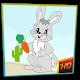 Temple jump bunny