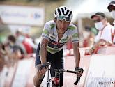 """Egan gaat kopje onder in de Vuelta: """"Ik wil nu gewoon naar huis"""""""