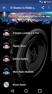 El Bueno la Mala y el Feo Radio 1
