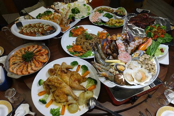 麥樂比而永華餐酒館 母親節套餐澎湃上桌 結合中式菜色 設有卡拉OK包廂聚餐