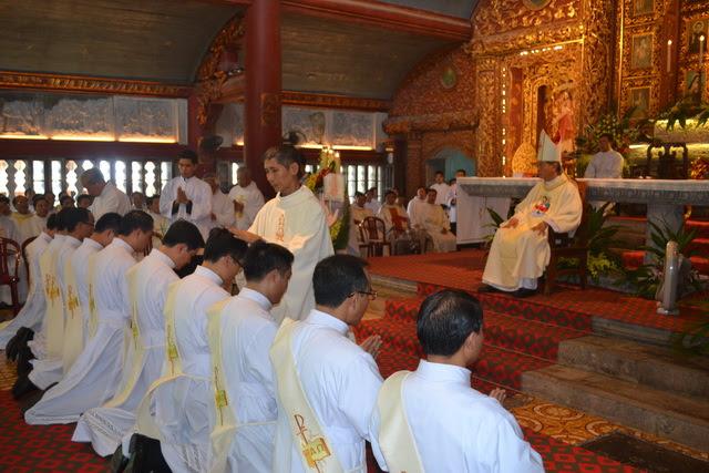Thánh lễ Truyền chức linh mục giáo phận Phát Diệm 2017 - Ảnh minh hoạ 14