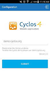 Cyclos 4 Mobile- screenshot thumbnail