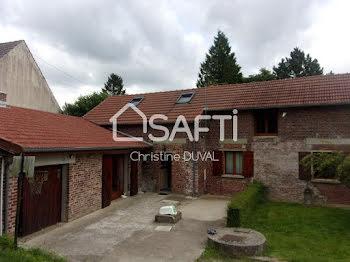 maison à Villequier-Aumont (02)