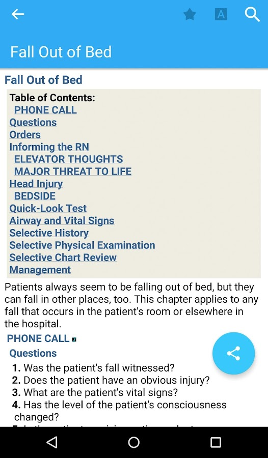 On Call Principles & Protocols- screenshot
