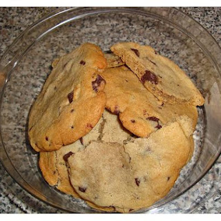 Moist Chocolate Chip Cookies