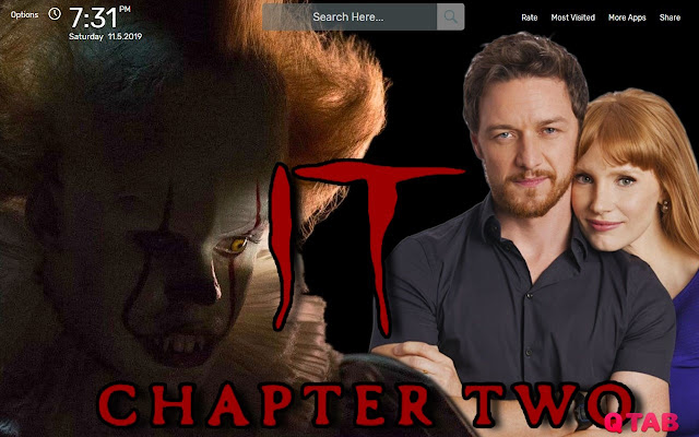 It Chapter Two Wallpapers HD Theme
