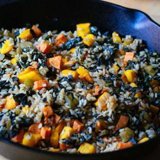 Sweet Potato Pumpkin Rice Recipes