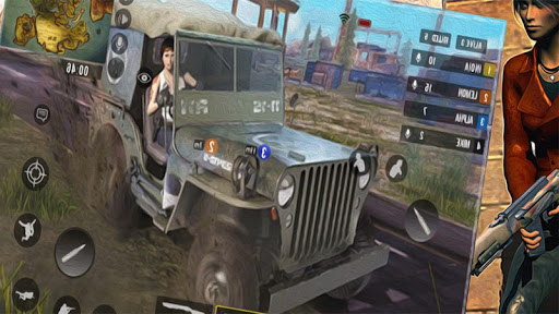 Fire Squad Free Fire: FPS Gun Battle Royale 3D 1.0 screenshots 1