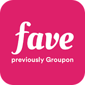 Fave (previously Groupon) - Best Deals & Discounts