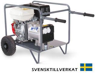 Bensinelverk KVM H 4008 Extra Power