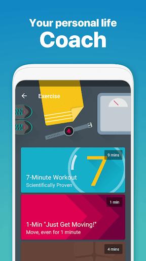 Fabulous: Daily Planner & Self-Care Habit Tracker screenshot 7