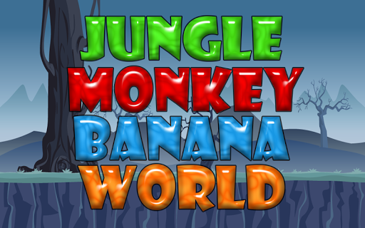 Jungle Monkey Banana World