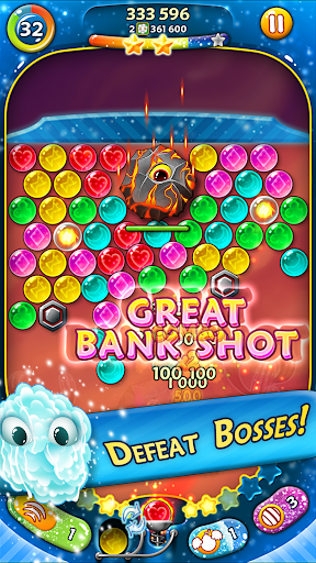 Bubble Bust! 2 - Pop Bubble Shooter - screenshot