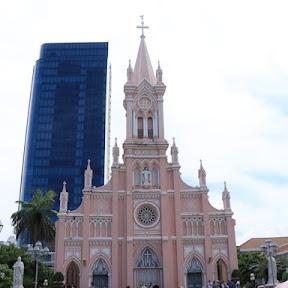 ダナン大聖堂近くにあるサティヤホテルはベトナム・ダナン観光の拠点におすすめ
