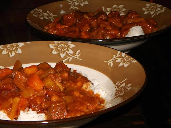 Pineapple Beef Stew Recipe