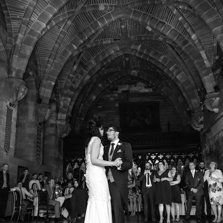 Wedding photographer Carrie Spear (Spearphotography). Photo of 16.01.2018