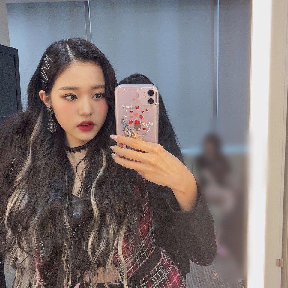 wonyoung hair 46