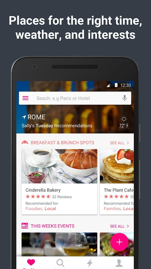 Rome City Guide - Trip.com- screenshot