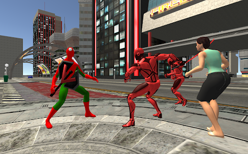 Spider Hero: City Battle- screenshot thumbnail