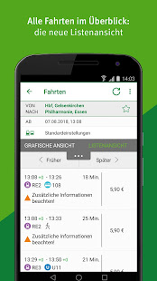 VRR App – Fahrplanauskunft 3