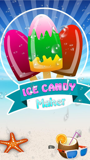 Ice Candy Maker-Cooking Game
