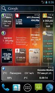 AnyBalance (balance on screen) v4.0.827 [Unlocked] APK 5