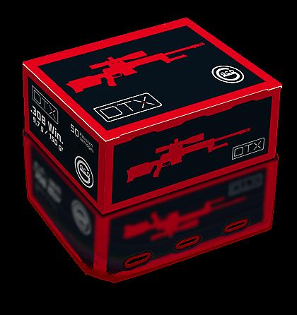 Geco 308WIN FMJ DTX 150gr/9,7g