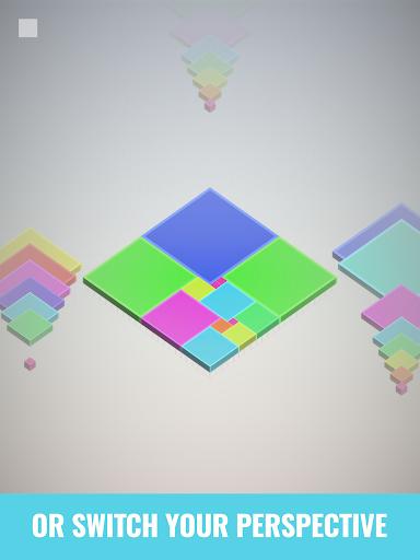Isometric Squares - puzzle u00b2  screenshots 10