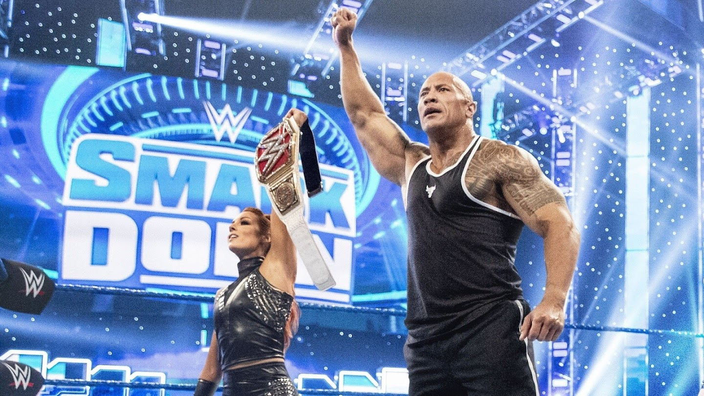 Watch WWE Friday Night SmackDown live