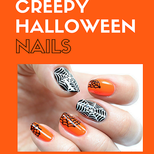 NAIL ART FOR HALLOWEEN 遊戲 App LOGO-硬是要APP