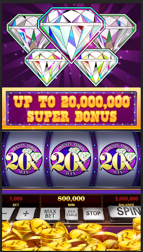 Mega Diamond Slots: Classic Vegas Casino 1.1.0 {cheat|hack|gameplay|apk mod|resources generator} 1
