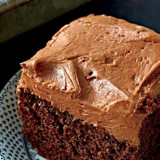 Chocolate-Cream Cheese Frosting.