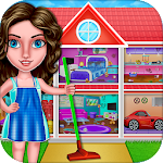 House Cleanup : Girl Home Cleaning Games 3.5