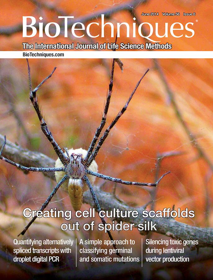BioTechniques- screenshot