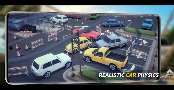 Parking: Revolution Car Zone Pro 6