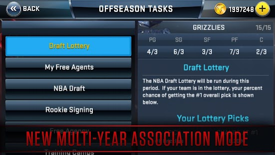 NBA 2K18 - náhled