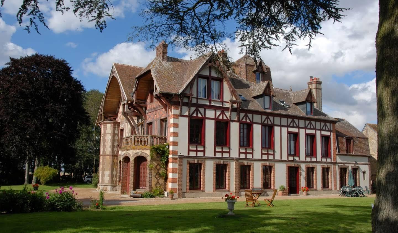 Manoir Tillières-sur-Avre
