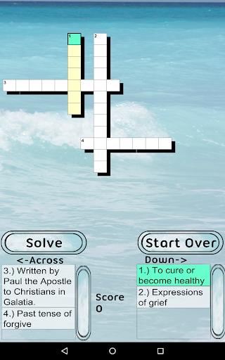 Bible Crossword FREE Apk Download 12