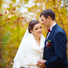 Wedding photographer Aleksandr Romanenko (TRUX). Photo of 05.02.2014