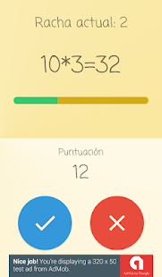 Arithmetic Power Screenshot