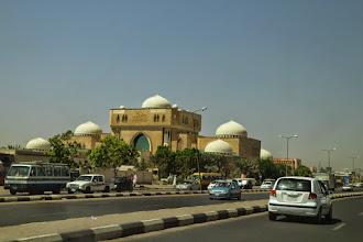 Photo: Khartoum city centre
