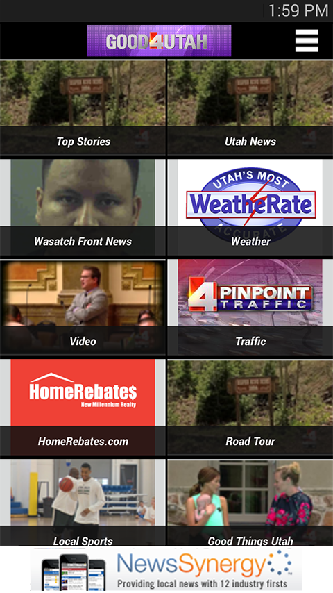 ABC 4 Utah KTVX- screenshot