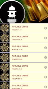Futuhul Goib ( Fathul Goib ) screenshot