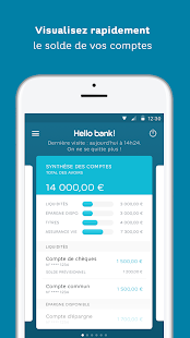 Hello bank! par BNP Paribas Capture d'écran