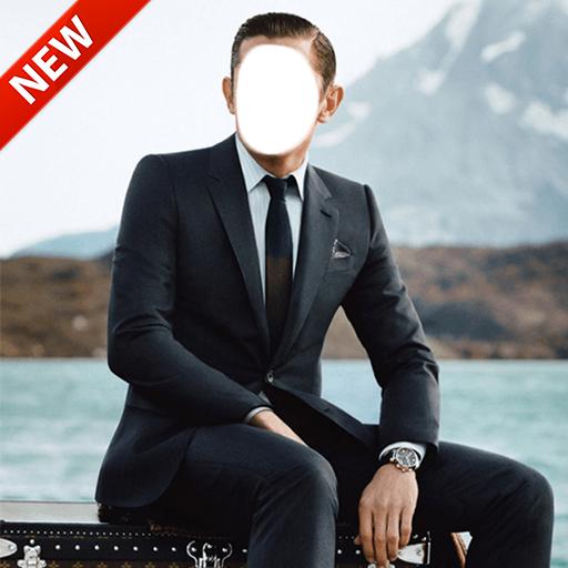 Man Suit Photo Editor