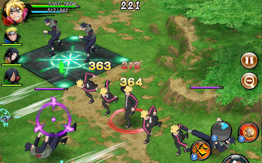 NARUTO X BORUTO NINJA VOLTAGE screenshots 6